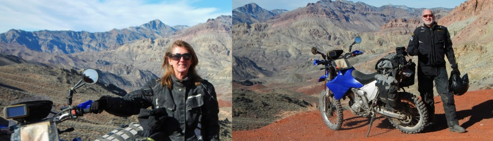 Donn and Deby's Motorcycle Adventure Blog